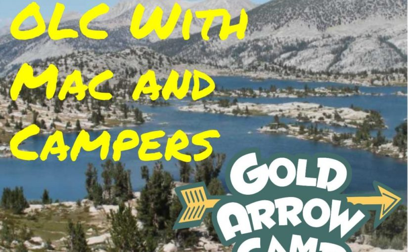 Ep. 3: All Things OLC with Mac and OLC 2016 campers