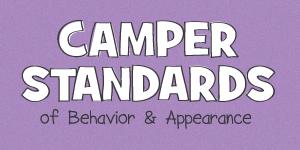 Camper Standards
