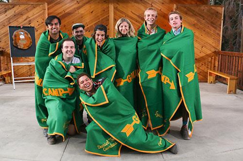 5 Year Blankets Staff