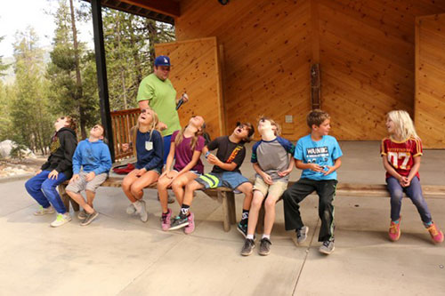 Food Allergies at Camp