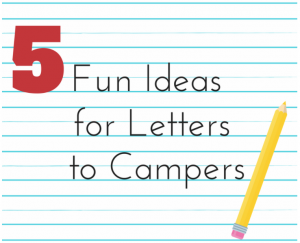 Letters to Camp