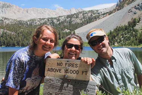 Outdoor Leadership Camping