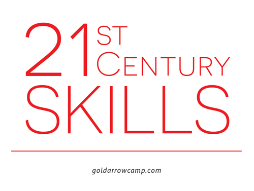 How Camp Teaches 21st Century Skills
