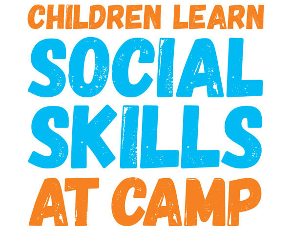 Research Finds Children Learn Social Skills At Camp
