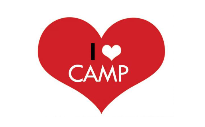 I Heart Camp Day Is February 1st!