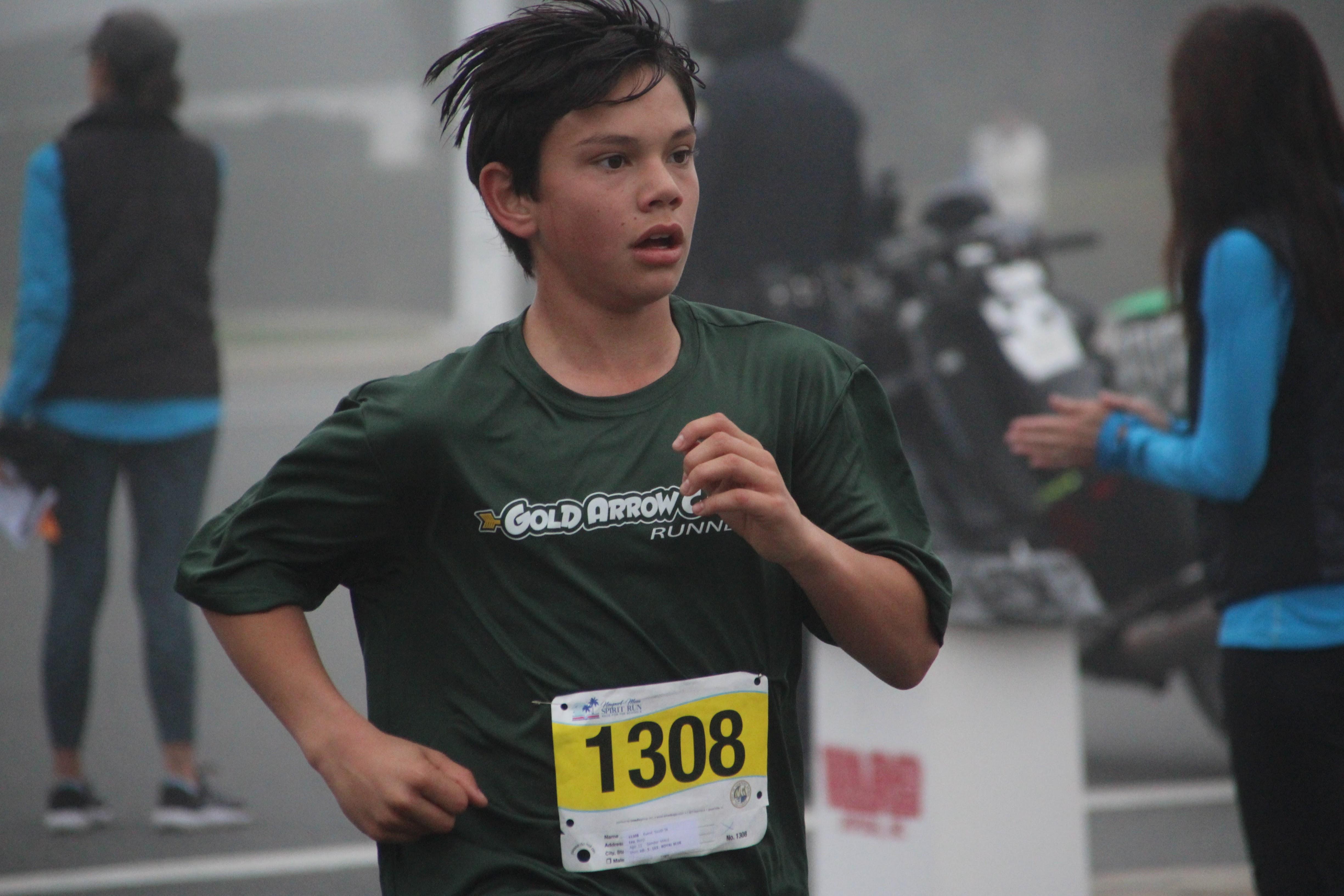 GAC Runners are headed to the Spirit Run!