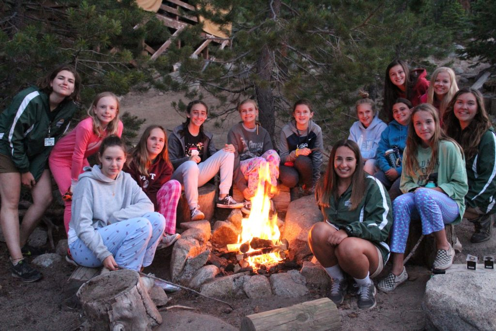 Sleepaway summer camps in california
