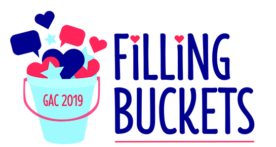 Filling Buckets: Our 2019 Theme
