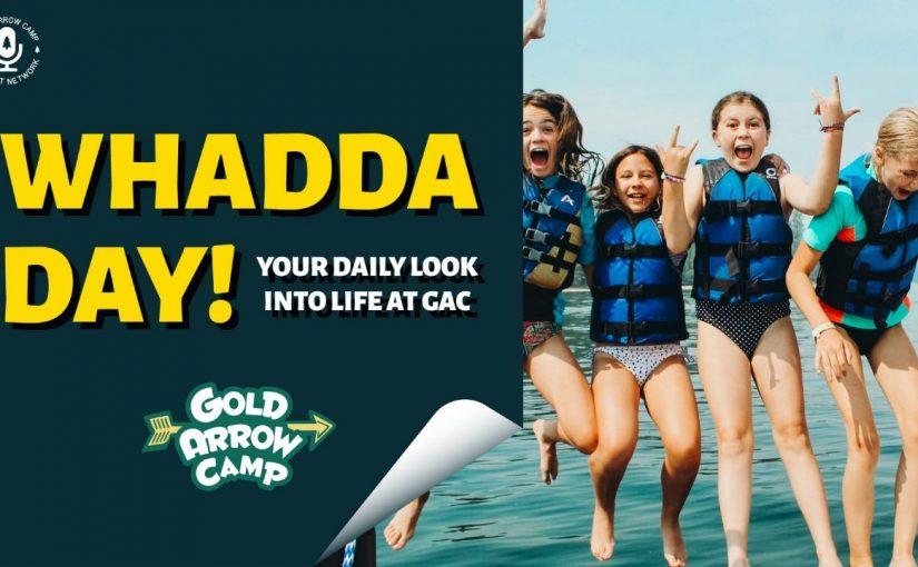 Whadda Day! June 27, 2021