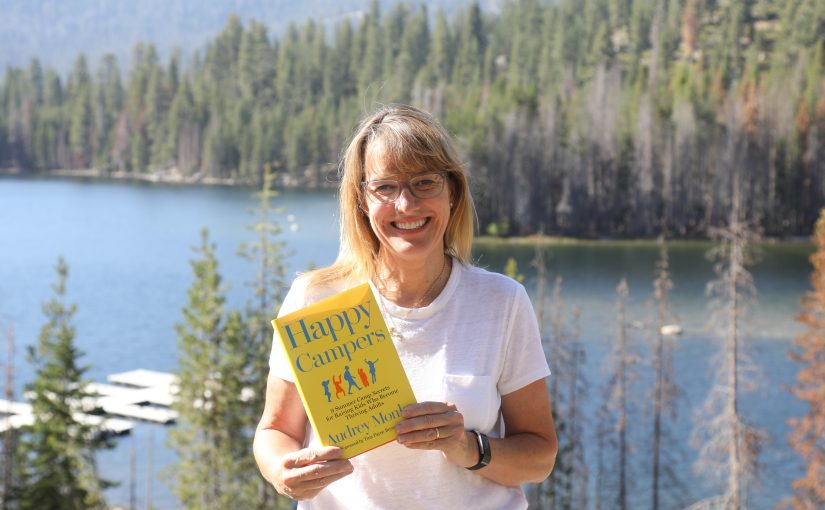 Join Sunshine's Happy Campers Book Club
