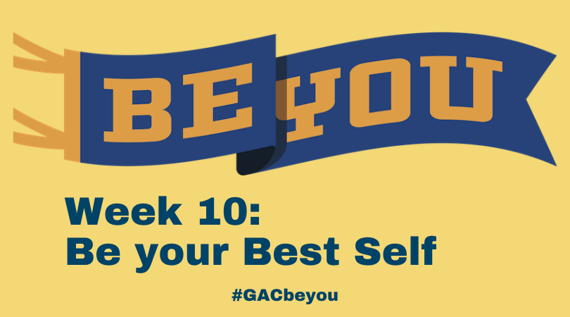 Be You: Be your Best Self
