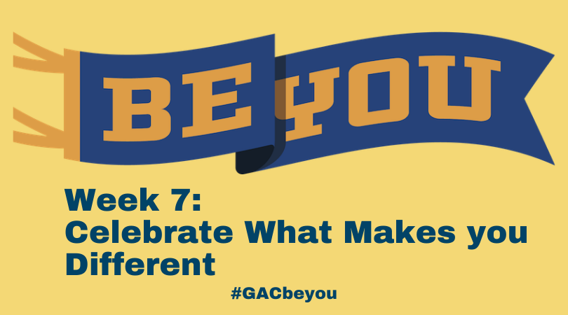 BE YOU: Celebrate What Makes you Different