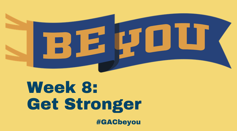 BE YOU: Get Stronger