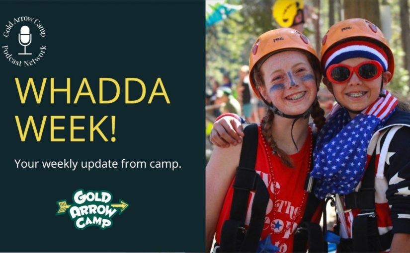 Whadda Week! August 23, 2021